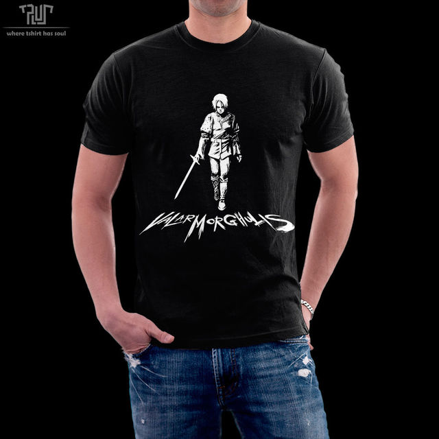 Game of thrones Arya Stark homens unisex t-shirt Gildan ringspun 100% algodão 180gsm