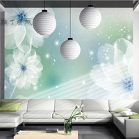Tv Wallpaper Background Wall Mural 3d Three Dimensional Wall Wallpaper Personalized