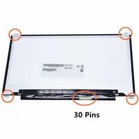 11.6 LCD Screen LED Display Panel Matrix B116XTN02.3 N116BGE EB2 For ASUS X205 X205T X205TA 30 Pins 1366x768 Up+Down Screw Hole
