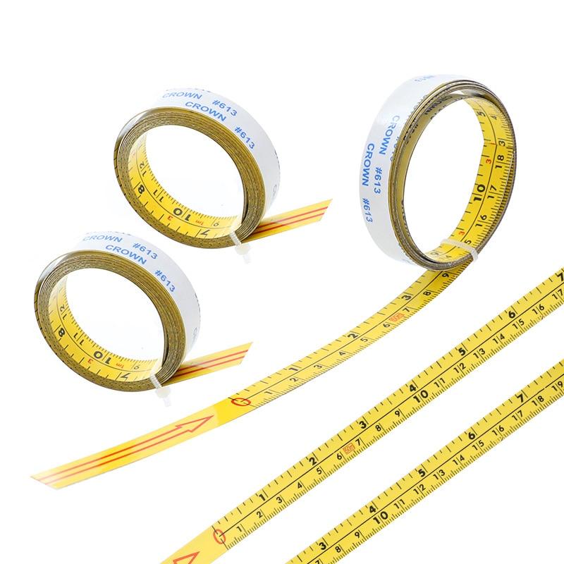 Miter Saw Self Adhesive Tape Measure 0.5