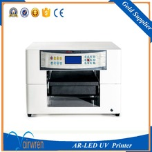 digital flatbed phone case printing machine a3 size uv printer