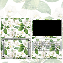 Flower Style Laptop Skin for Huawei Matebook X Pro 13.9 inch Notebook Sticker honor MagicBook 14 Cover