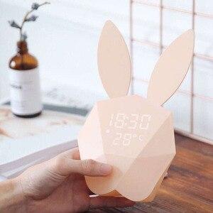 Rabbit Music Alarm Clock Charg