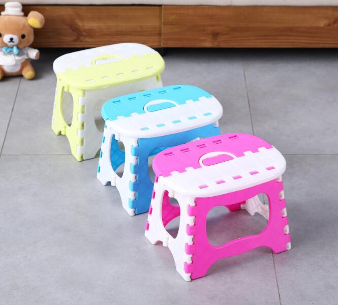Wholesale Children's Portable Folding Stool Thicken Durable Small Fishing Stool With Handle