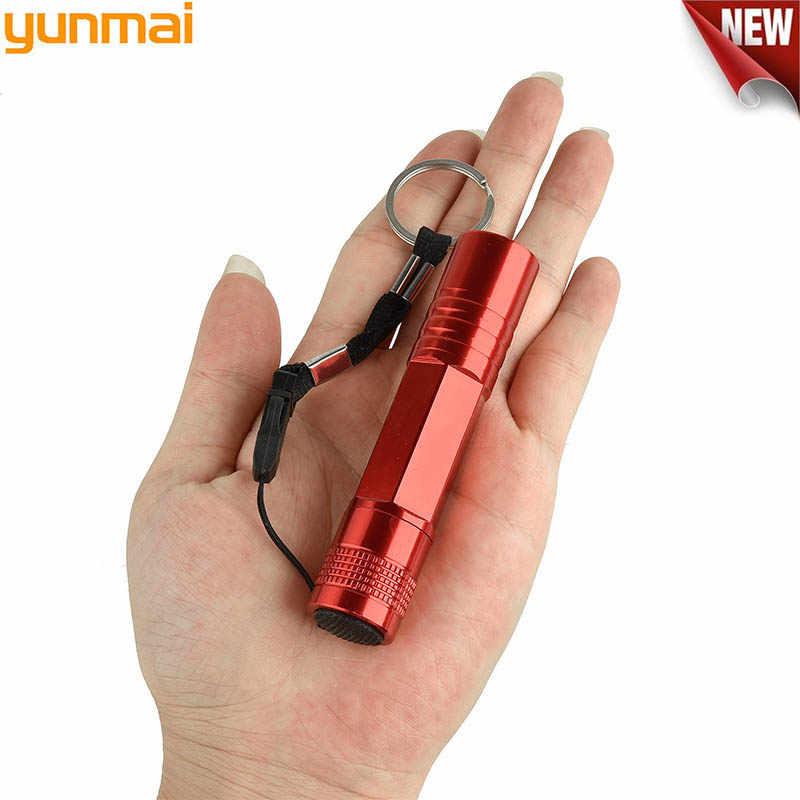 جديد المحمولة البسيطة Penlight Q5 2000LM مصباح ليد جيب الشعلة مصباح جيب للماء فانوس AAA بطارية قوية Led للصيد