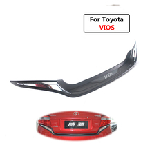 High Quality Plastic Rear bumper Protector Sill For Toyota VIOS 2013,14,15