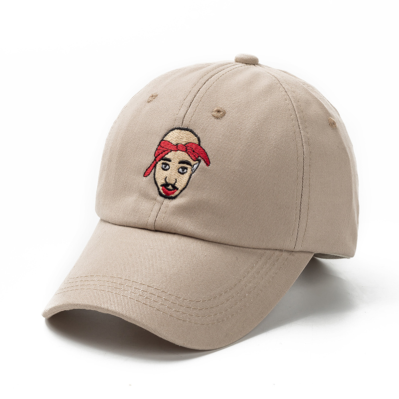VORON 201New product Men's Women Embroidered Baseball Cap Bend Bill Dad Hat 100% Cotton Backpack Cap Truck Driver Hat Tupac brushed cotton twill ivy hat flat cap by decky brown