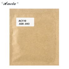 NEW Amola classical guitar strings Ac100 /Clear Nylon strings Guitarra Bass Parts & Accessories