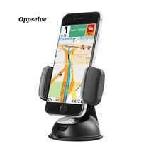 цена на Universal Car Phone Holder 360 Degree Windshield Sucker Suction Cup Mount For iPhone X 8 7 Xs Xr Samsung GPS Mobile Phone Holder