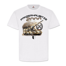 New Summer Printed Unisex Fashion T Shirt Lukas Wirp Pzh 2000 Typ 2 Panzerhaubit