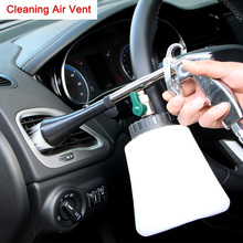 AutoCare Portable Tornado Foams Gun Cleaning Gun for Car Interior Cleaning Car Tornado Espuma Tool Free Shipping