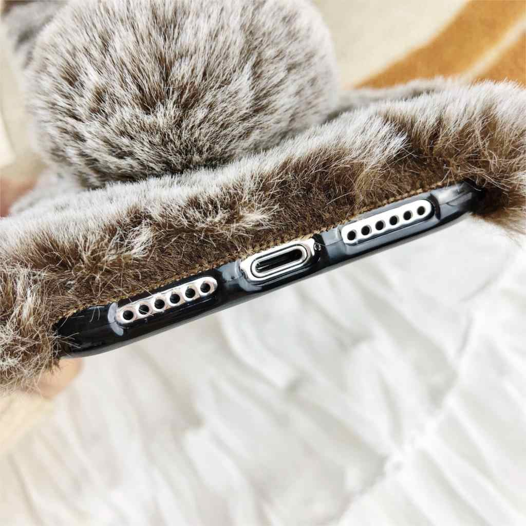 Кролика Чехлы для samsung Galaxy S10 Lite S10E S9 S8 плюс S10 5G S7 S6 край плюс теплые Чехлы G9280 G9250 G920 G955