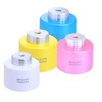 New Mini Humidification USB Portable Mini Water Bottle Cap Humidifier Air Diffuser Aroma Mist Maker