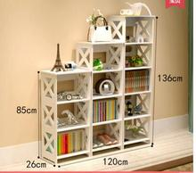 Creative children shelf shelf. The living room. The ground storage rack