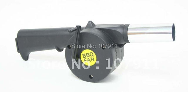 Wholesale 6pcs/lot BBQ FAN Air Blower Help Start a Fire Stops Dust Outdoor Tools