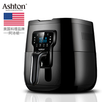 WUXEY High Capacity Intelligent Air Fryer Household Third Generation No Oil Electric Deep Fryer Multifunctional Fries