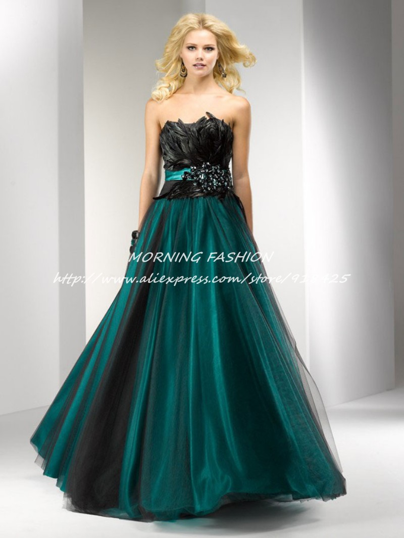 Feather Prom Dresses On Sale