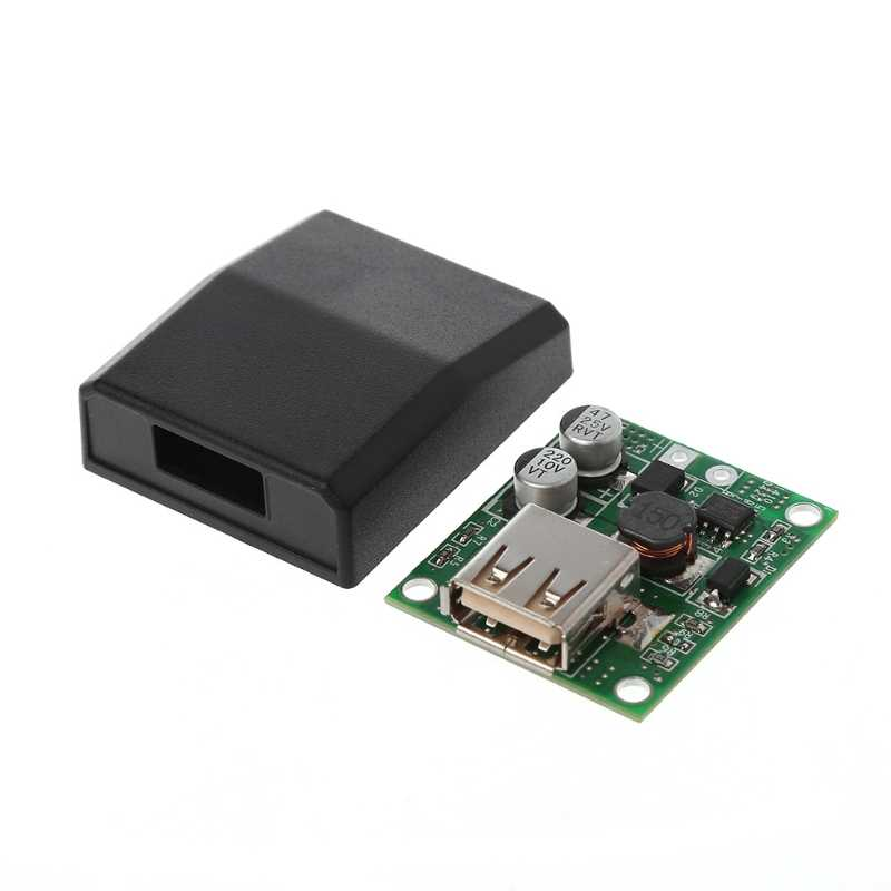 Banco de panel de alimentación Solar 5V 2A regulador de voltaje de carga USB