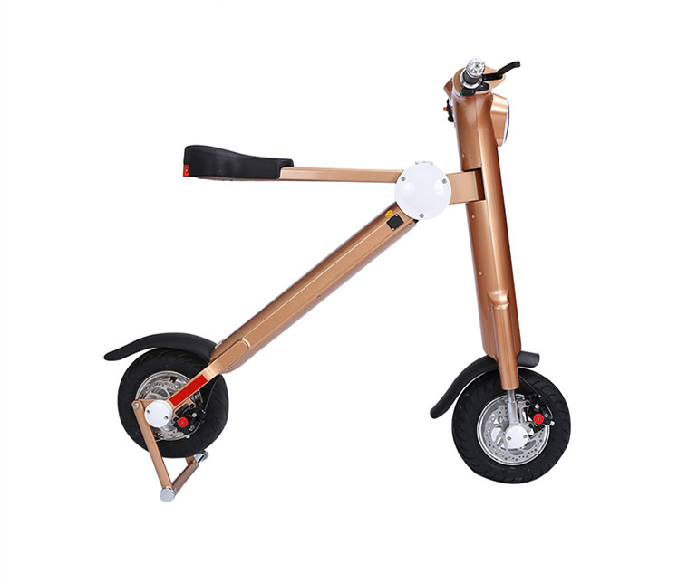 2016 new foldable electric scoot portable mobility scooter for Motorized mobility scooter for adults