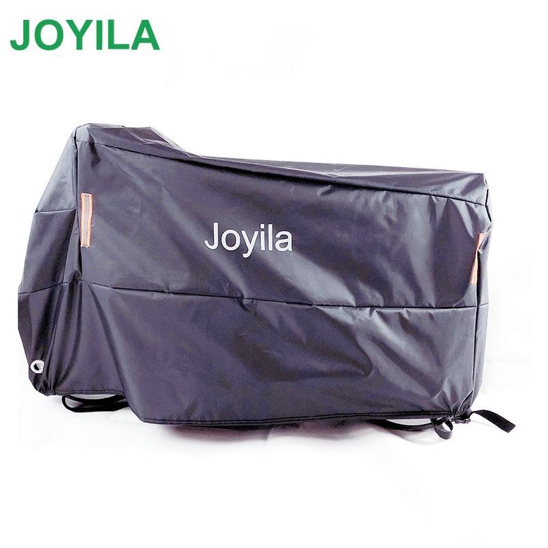 Joyila Waterproof Motorcycle Cover Waterproof Dustproof UV Protective Outdoor Indoor Moto Scooter Motorbike Rain Cover