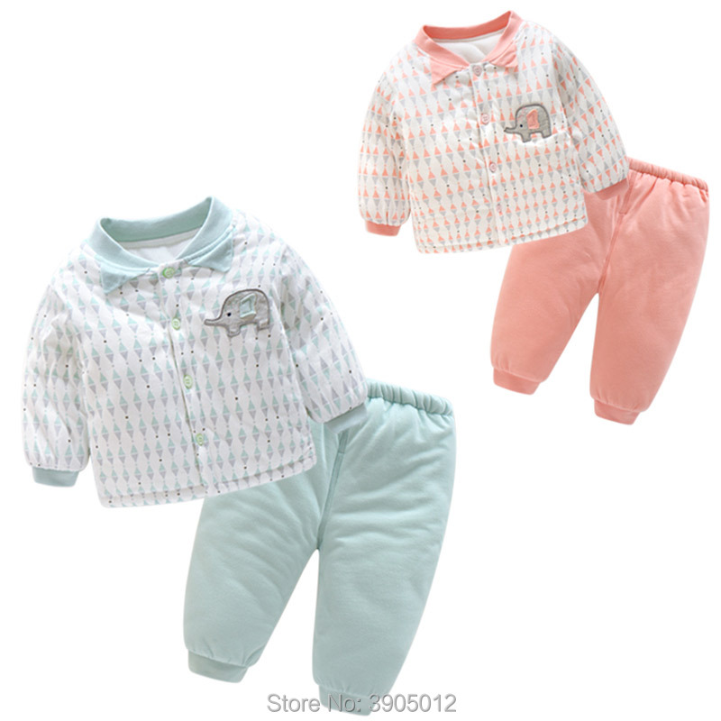 2018 Real Roupa Infantil Baby Girl 3 Months 0-1 Year Old Female Spring 10 Boys 5 Clothes 6 And Autumn Princess 12 Two Sets