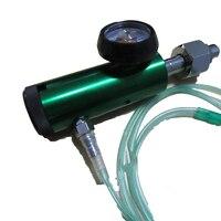 Flow Meter Converter Adjust Valve Flow Meter Oxygen Cylinder Oxygen Pressure Reducing Valve Converter CGA540