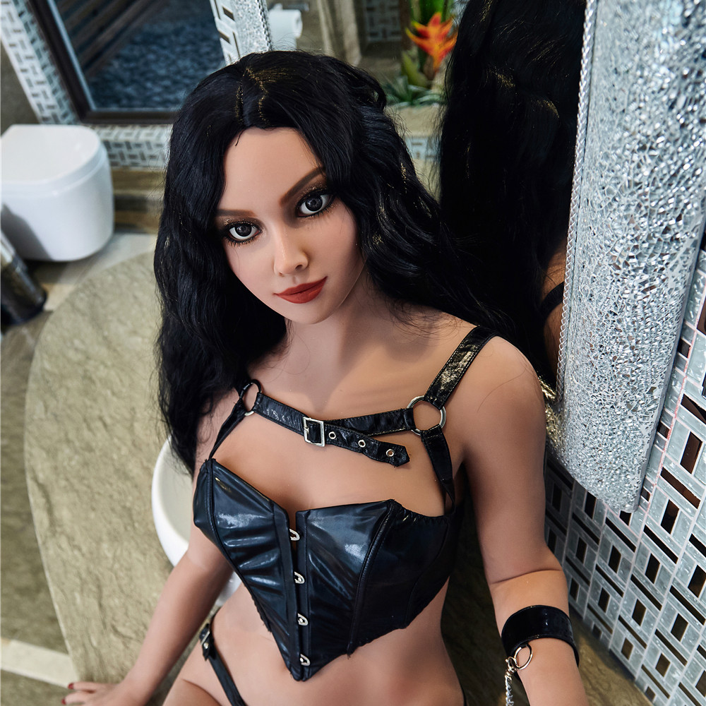 NEW <font><b>168cm</b></font> Big Boobs TPE <font><b>Sex</b></font> <font><b>Doll</b></font> Japanese <font><b>Silicone</b></font> Love <font><b>Dolls</b></font> For Man Realistic Vagina Real Pussy Anal Sexy Toys image
