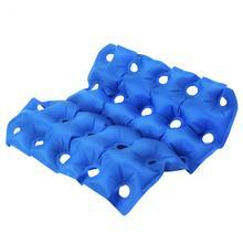 Բարձի փչովի մերսման նստատեղ Բարձի հակածնային անկողնային Decubitus ամբիոն Բժշկական անվաբազկաթոռներ Mat Home Office Seat Cushion + Pump