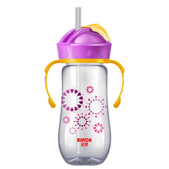 Copo Chaleira de Salto do bebê À Prova de Fugas Garrafa de Água De Plástico Bpa Livre Caráter Drinkware Copos Caneca de Arquivos Com Um Motor