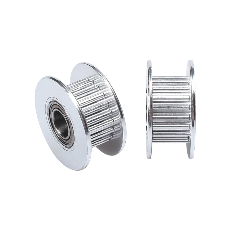 1pc 2GT 16 teeth 20 teeth synchronous wheel Perlin passive idler pulley wheel bore 3mm 5mm free shipping 3D printer accessories1pc 2GT 16 teeth 20 teeth synchronous wheel Perlin passive idler pulley wheel bore 3mm 5mm free shipping 3D printer accessories
