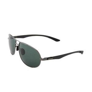 Image 1 - מתכת מסגרת שלג משקפיים באיכות סופר אור אביב רגליים משקפי שמש מקוטב מותג איכות זכר/נקבה משקפי שמש 8112Y
