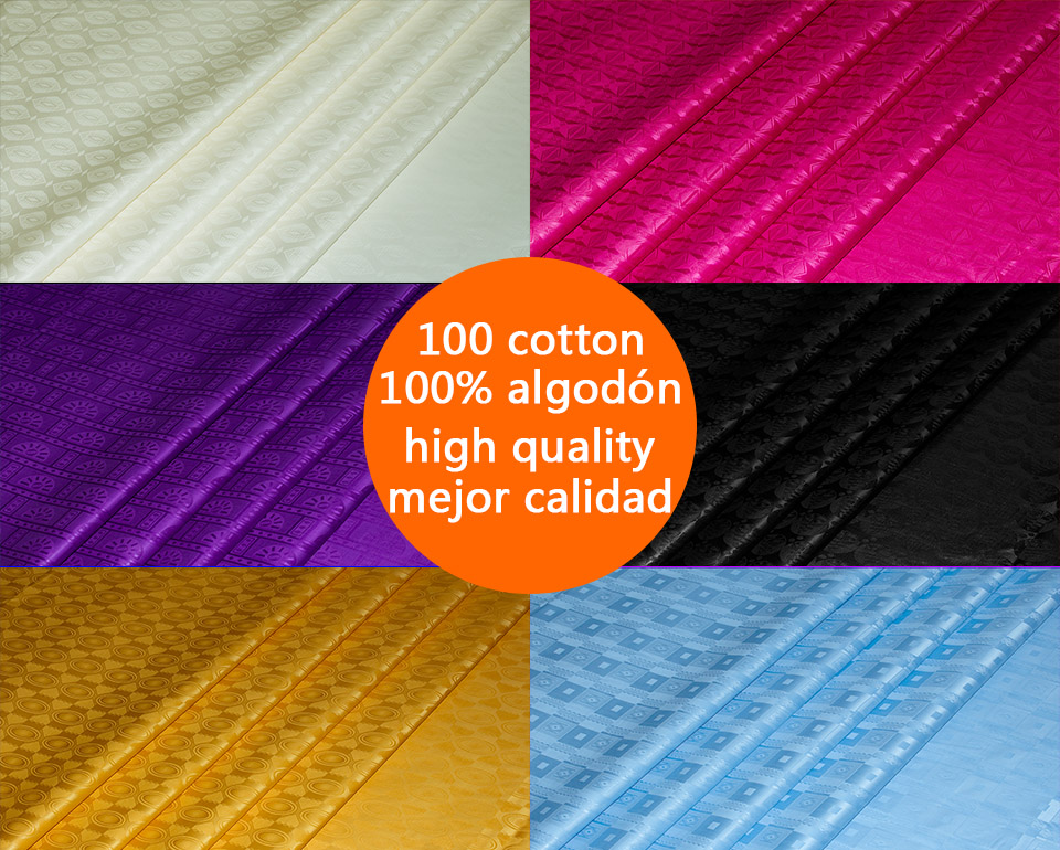 2019 New Design multiple colors 10Yards Shining High Quality Bazin Riche Fabric Similar to getzner Guinea