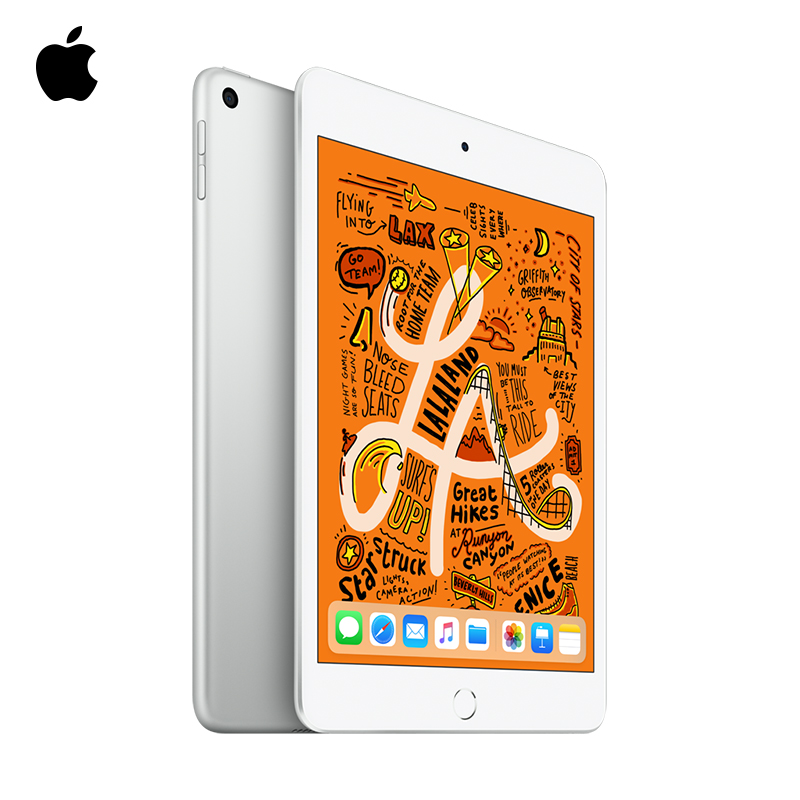 Apple iPad mini 7.9 inch LED 256G tablet Support Apple Pencil For workers and students silver/space gray/gold image