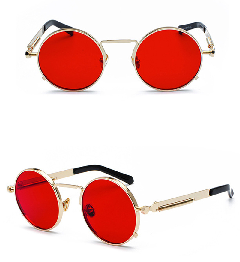 clear red sunglasses 6025 details (6)