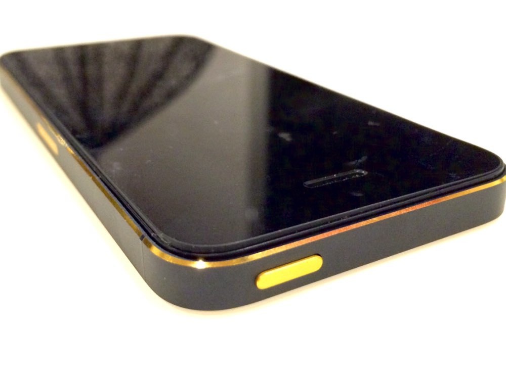 iphone 5s gold and black. aliexpress.com : buy for iphone 5s housing metal frame back cover battery door electroplating black gold edge with logo imei from reliable sidelight iphone 5s and /