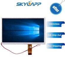 Darmowa wysyłka wyświetlacz LCD oryginalny 7inch ekran LCD dla Innolux AT070TN07 AT070TN07 V.A AT070TN07 VA wyświetlacz LCD 480*234 WQVGA