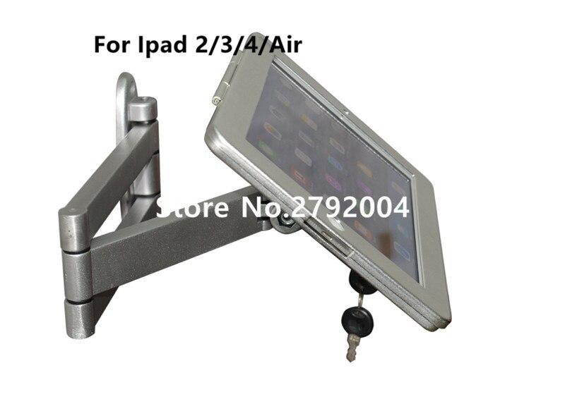 Elástica portátil flexível Ipad wall mount flat