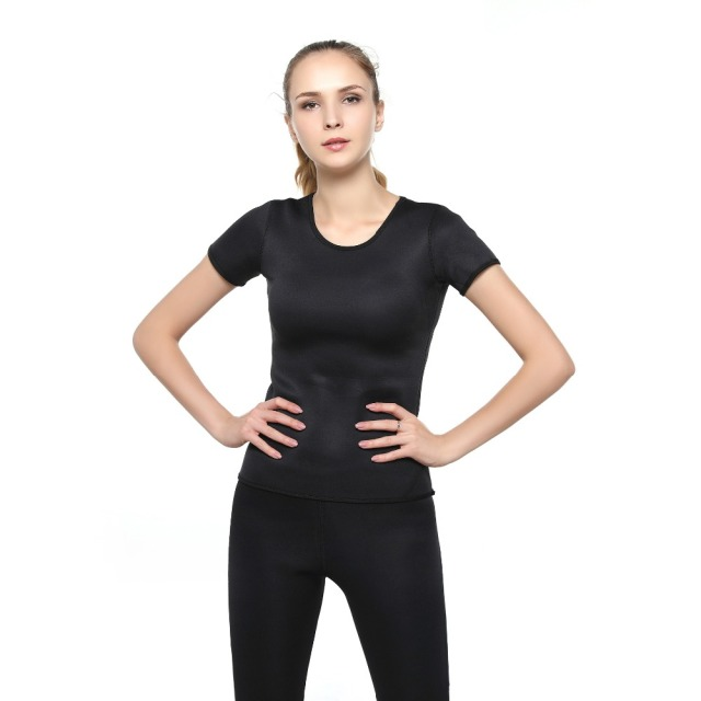 Running Sportswear Tracksuit Fitness Gym Clothing Women's Yoga Set Sport Tshirts+Slimming Pants Yoga Shirt Sports Pants 2 Pieces 1