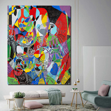 Pablo Picasso HD Canvas Posters Prints Marble Abstract Wall Art Painting Decorative Pictures Modern Home Decoration Accessories