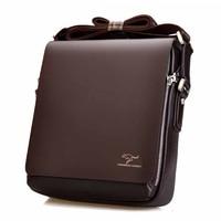 Men Messenger Bags Big Promotion Genuine Kangaroo Leather Shoulder Bag Man Bag Casual Fashion Ipad Briefcase