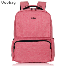 Фотография Uoobag Lightweight Backpack for Mom+School backpacks for teenage girls casual large capacity shoulder bags