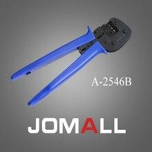 Купить с кэшбэком A-2546B(MC4) crimping tool crimping plier 2 multi tool tools hands Solar Photoroltaic Connector MC3/MC4 Crimping Tool