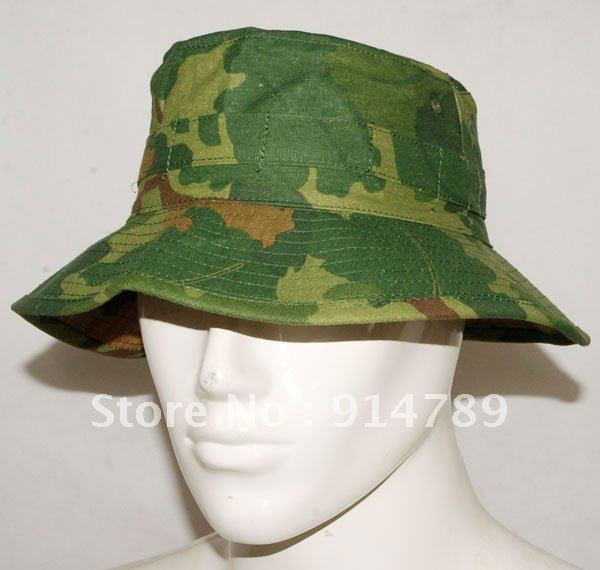 Dependable Vietnam War Us Mitchell Camo Utility Cap In Sizes Apparel Accessories