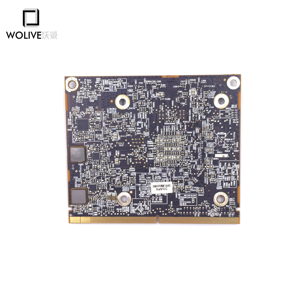 100% Working Well VGA Graphic Card Video Card GPU For iMac 27 A1312 A1311 HD6770 512MB Mid 2011 109-C29557-00 original genuine hd 8490m hd8490m 1gb 1024mb graphic card for dell hd8490 display video card gpu replacement tested working