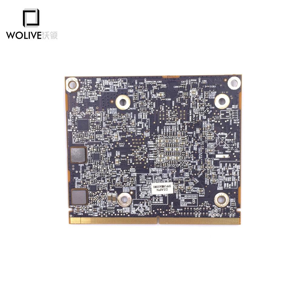 100% bon fonctionnement carte graphique VGA carte graphique GPU pour iMac 27