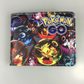 Go of Pocket Monster Pokemon Pocket Monster/Пикако/Дракон/blastoise мультфильм кошелек PU Кожаный Бумажник горячей продажи