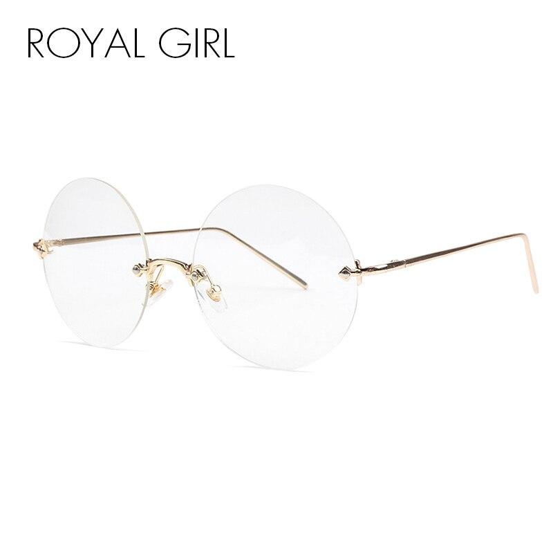 ?ROYAL GIRL Classical Round ? Eyeglasses Eyeglasses Frames ...