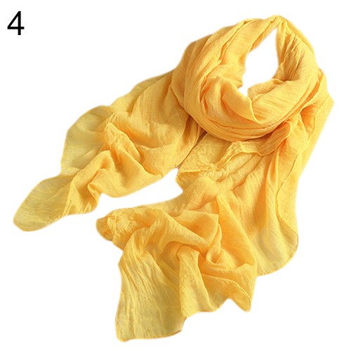 Hot 2018 Women Fashion Long Cotton Linen Scarf Shawl And Wraps Stole Pashmina Spring Summer Lady Pashmina Beach Stoles Hijab