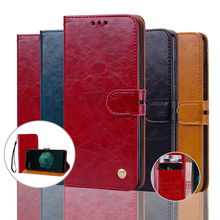 Leather Case For Xiaomi Mi A2 6X Flip Wallet Phone Cases for Stand Bags Cover Coque Luxury