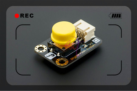 DFRoBot 100 Genuine Digital Push Button with Digital cable for font b Arduino b font DUE